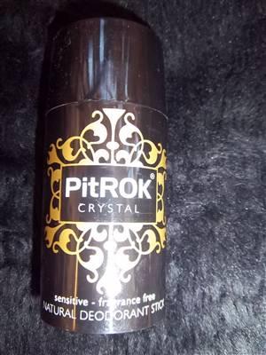 Pitrok Crystal Deodorant