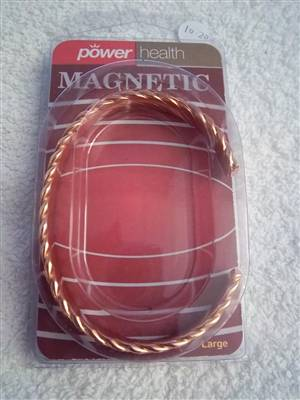 Copper Bracelet - Heavy Twist Medium