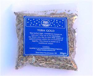 Yuba Gold Herbal Smoke - OUT OF STOCK UNTIL FURTHER NOTICE
