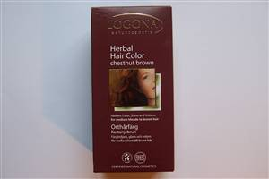 Logona Chestnut Brown Hair Colour