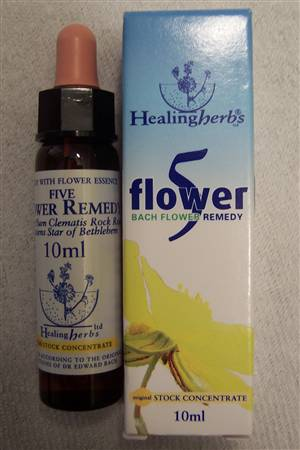 Rescue Remedy/Five flower essence