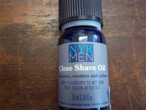 Shaving Oil by Neals Yard Remedies