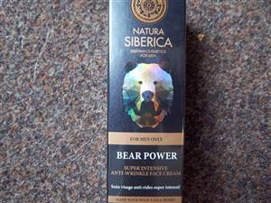 Bear Power Anti-wrinkle cream