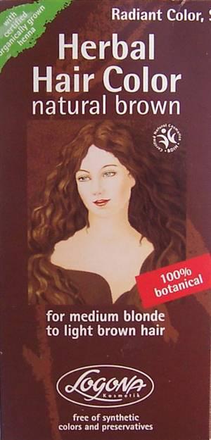 Logona Hair Colours