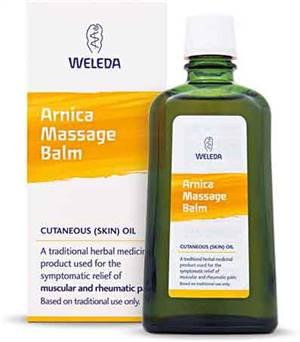 Massage Balm with Arnica by Weleda