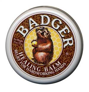 Badger Balm Healing Balm (Small)