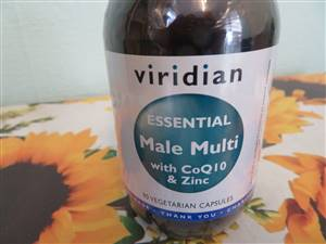 Viridian Male Multi - New Labels