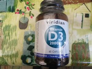 Vitamin D 400 iu vegan