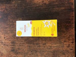 Edelweiss Sunscreen Facial Lotion SFP30