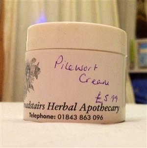 Pilewort / Comfrey Cream