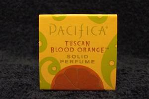 Solid Perfume - Blood orange