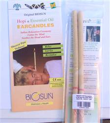 biosun ear candles instructions